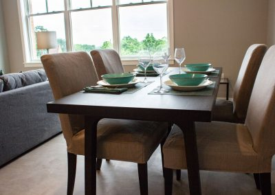 Dining Table in Heritage Place