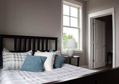 Bedroom in Heritage Place